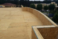 Commercial Roofing Projects In Progress