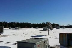 Commercial Roofing Project in Georgia
