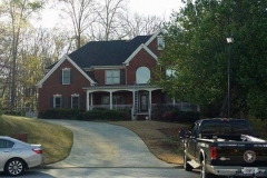 Completed Roof Project in Atlanta, GA