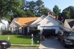 In Progress Residential Roof Projects